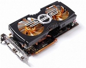 Zotac GeForce GTX 580 AMP2!, 3GB GDDR5, 2x DVI, Mini HDMI (ZT-50104-10P)