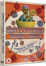 Monty Python's Flying Circus Season 1 (DVD) (UK)