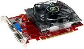 PowerColor Radeon HD 5670, 1GB DDR3, VGA, DVI, HDMI (AX5670 1GBK3-H/R83K-TI3)