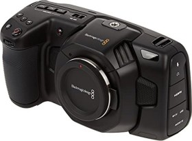 Blackmagic Design Pocket Cinema Camera 4K Micro-Four-Thirds Mount