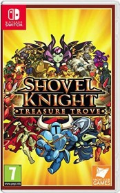 Shovel Knight: Treasure Trove (switch)