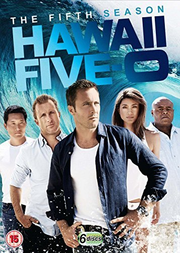 Hawaii Five-O Season 5 (UK) -- via Amazon Partnerprogramm