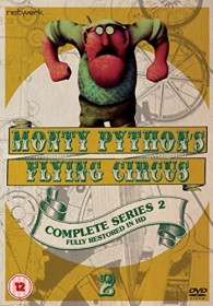 Monty Python's Flying Circus Season 2 (UK)