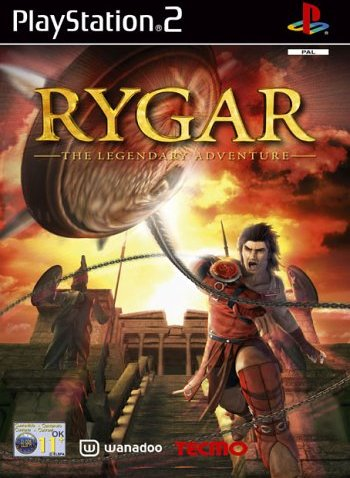 Rygar  - The Legendary Adventure (German) (PS2) -- via Amazon Partnerprogramm