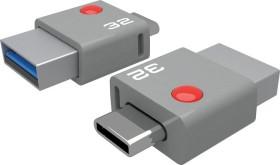 Emtec DUO USB-C 32GB, USB 3.0 (ECMMD32GT403)