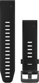 Garmin Ersatzarmband QuickFit 20 Silikon Small/Medium schwarz (010-12739-00)