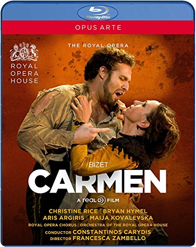 Georges Bizet - Carmen (Blu-ray) -- via Amazon Partnerprogramm