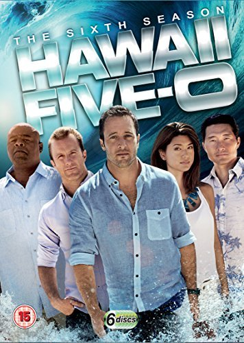 Hawaii Five-O Season 6 (UK) -- via Amazon Partnerprogramm