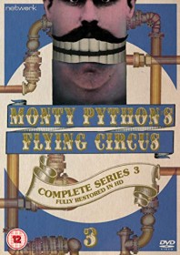 Monty Python's Flying Circus Season 3 (DVD) (UK)