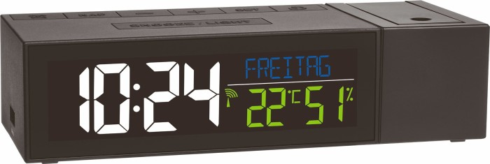 TFA 60.5014.01 SHOW Funk-Projektionsuhr