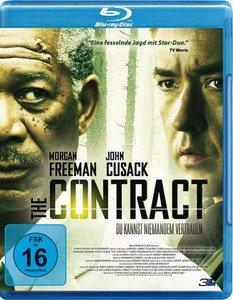 The Contract - Du kannst niemandem vertrauen (Blu-ray)