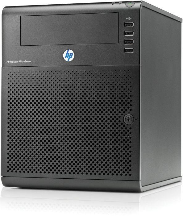 HP ProLiant MicroServer G7 N54L, Turion II Neo N54L, 4GB RAM (744900-421)