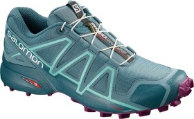 Salomon Speedcross 4 bluestone/mallard blue/dark purple (Damen) (406601)