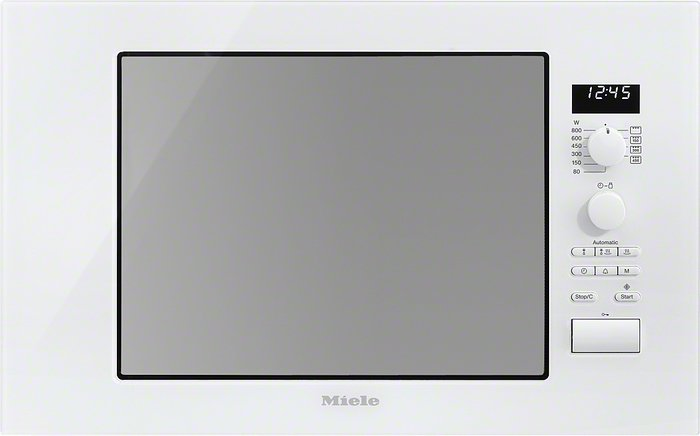 Miele M 6032 SC microwave with grill brilliant white (09485290)