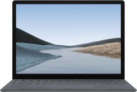 """Microsoft Surface Laptop 3 13.5"""" Platin, Core i7-1065G7, 16GB RAM, 512GB SSD, UK (VGS-00003)"""
