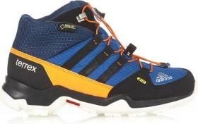 adidas Terrex Mid GTX eqt blue/core black/eqt orange (Junior) (AF6141)