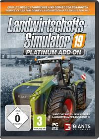 Landwirtschafts-Simulator 2019 - Platinum (Download) (Add-on) (PC)