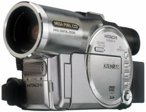 Hitachi DZ-MV580E