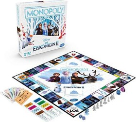 Monopoly Disney Die Eiskönigin 2