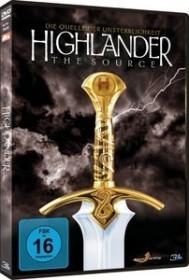 Highlander 5 - Die Quelle der Unsterblichkeit (DVD)