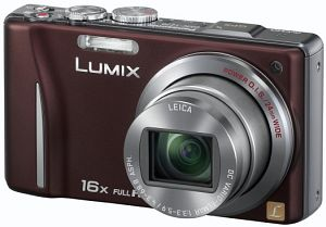 Panasonic Lumix DMC-TZ20 brown