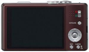 Panasonic Lumix DMC-TZ20 brown