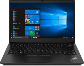 Lenovo ThinkPad E14 G2 AMD, Ryzen 7 4700U, 16GB RAM, 512GB SSD, IR-Kamera, Fingerprint-Reader, beleuchtete Tastatur (20T6000MGE)