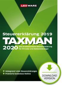 Lexware Taxman 2020, ESD (deutsch) (PC) (08832-2015)