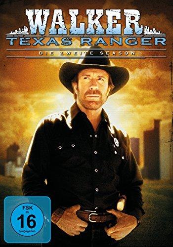 Walker, Texas Ranger Season 2 (UK) -- via Amazon Partnerprogramm