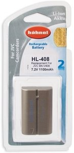 Hähnel HL-408 Li-Ion battery (1000 183.0)