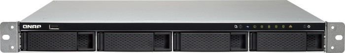 QNAP Turbo Station TS-463XU-RP-4G 20TB, 4GB RAM, 1x 10GBase, 4x Gb LAN