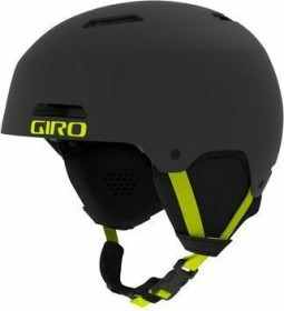 Giro Ledge Helm matte warm black citron (Damen) (7104938)