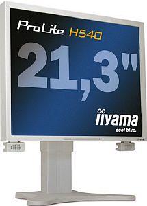 "iiyama ProLite H540S-W, 21.3"", 1600x1200, analog/digital, Audio"