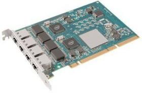 Intel PRO/1000 GT Desktop, 4x RJ-45, PCI-X, bulk (PWLA8494GTBLK)