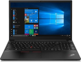 Lenovo ThinkPad E15 G2 AMD, Ryzen 5 4500U, 8GB RAM, 256GB SSD, IR-Kamera, Fingerprint-Reader, beleuchtete Tastatur (20T8000MGE)