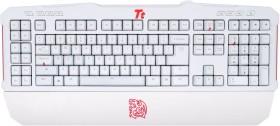 Tt eSPORTS Meka G-Unit Combat White, USB, DE (KB-MGU006GRE)