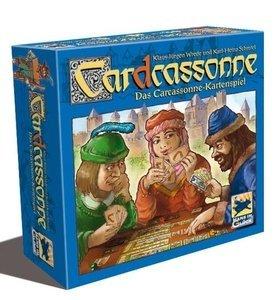 Carcassonne - Cardcassonne