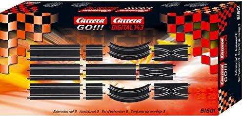 Carrera - Digital 143/GO!!! Accessories - Extension set 2 (61601) -- via Amazon Partnerprogramm
