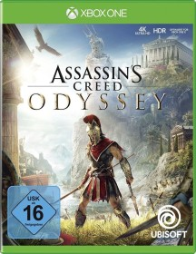 Assassin's Creed: Odyssey - Digital Deluxe Edition (Download) (Xbox One)