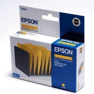 Epson T0424 ink yellow (C13T04244010)