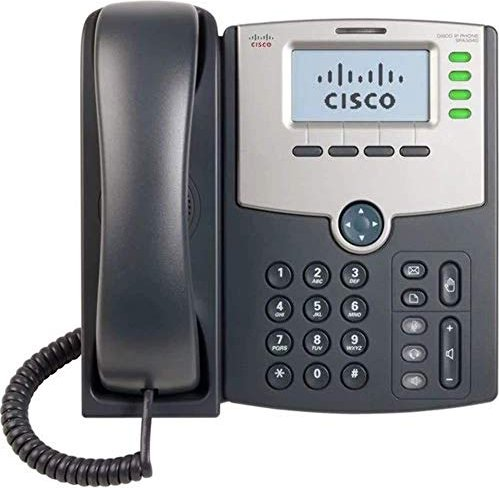Cisco SPA504G VoIP-Telefon -- via Amazon Partnerprogramm