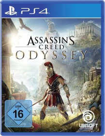 Assassin's Creed: Odyssey - Digital Deluxe Edition (Download) (DE) (PS4)