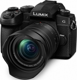 Panasonic Lumix DC G90 black with lens Lumix G vario 12-60mm 3.5-5.6 ASPH Power OIS (DC-G90M)
