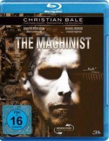 The Machinist - Der Maschinist (Blu-ray)