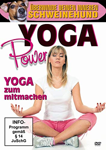 Yoga: Power Yoga (verschiedene Filme) -- via Amazon Partnerprogramm