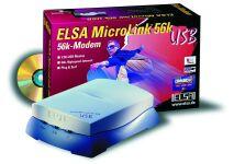 Elsa MicroLink 56k USB zewn.