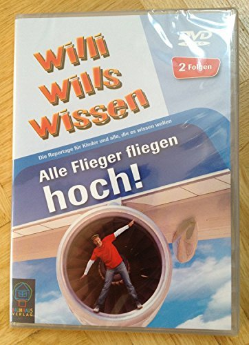 Willi wills wissen: Alle Flieger fliegen hoch! -- via Amazon Partnerprogramm