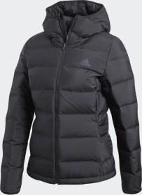 adidas Helionic Hooded Down Jacke schwarz (Herren) (BQ2001)