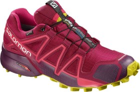 Salomon Speedcross 4 GTX beet red/potent purple/citronelle (Damen) (404666)