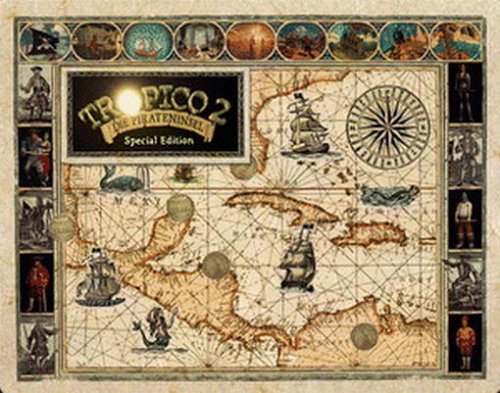 Tropico 2: Die Pirateninsel (niemiecki) (PC) -- via Amazon Partnerprogramm